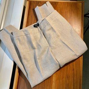 Talbots linen dress slacks Sizes 8 & 10